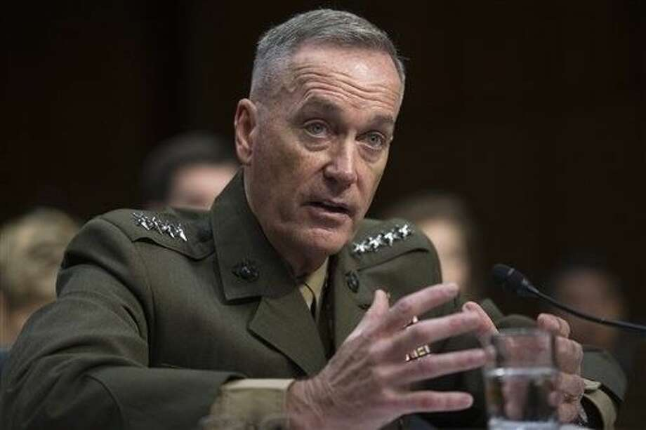 Faced with escalating aggression from Russia and China, the Pentagon is planning to increase its use of drones by about 50 percent over the next several years. Top military leaders, including the incoming chairman of the Joint Chiefs of Dunford, have named Russia as the nation's most serious security threat. Photo: Cliff Owen
