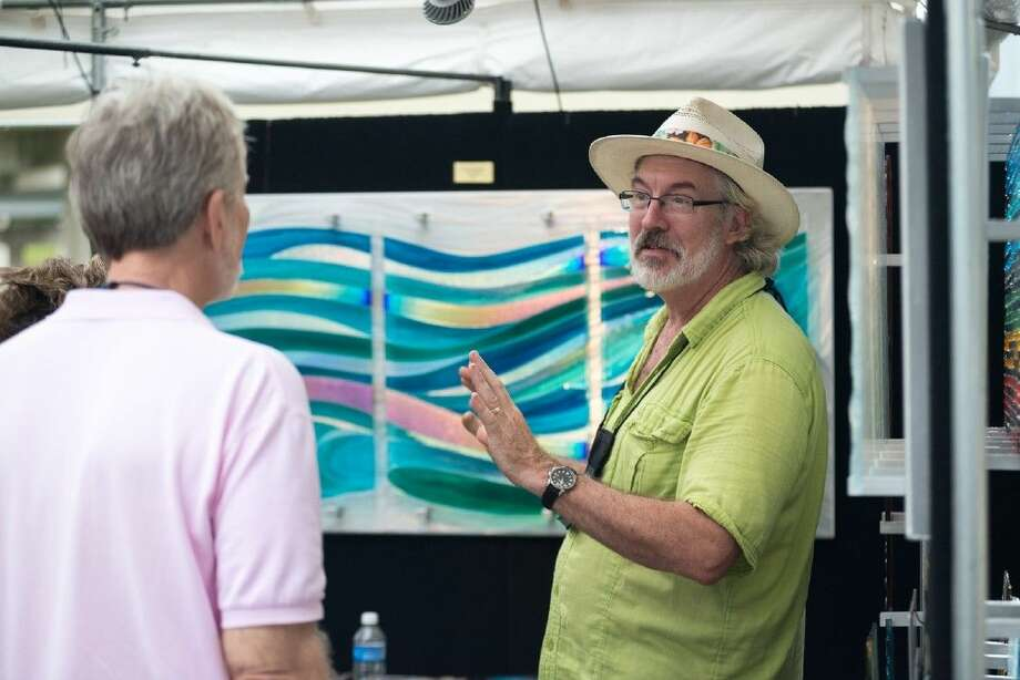 The Art Colony Association, Inc. will celebrate 45 years of fine art as it spotlights more than 300 artists during its annual Bayou City Art Festival in Memorial Park on April 29 through May 1. Photo: Photographer