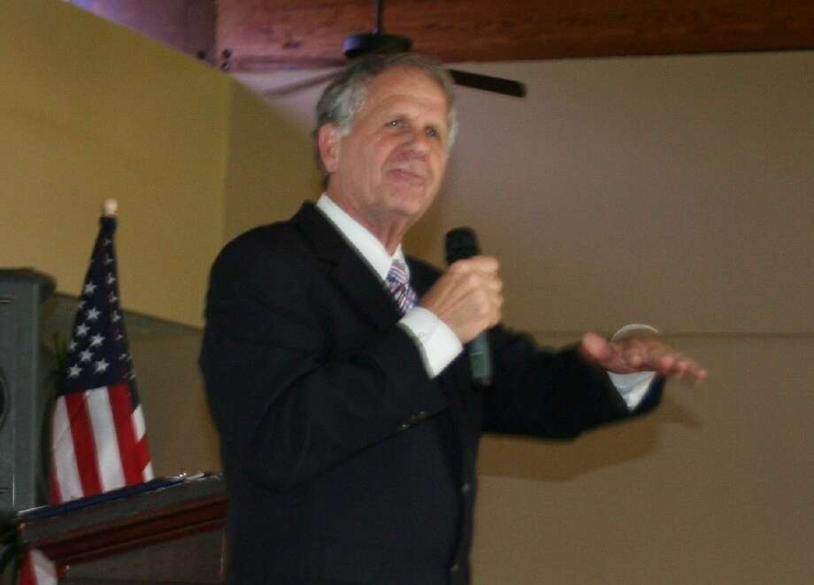 Rep. Ted Poe spoke at the Focus on the Federal Government luncheon at Walden on Lake Houston Tuesday, Aug. 18, 2015.