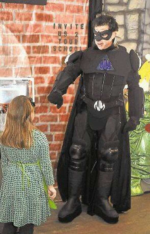 Super Hero Day at The Woodlands Children's Museum, a celebration for caped crusaders and protectors of justice, has been scheduled for Wednesday, Aug. 12. Photo: Courtesy Photo