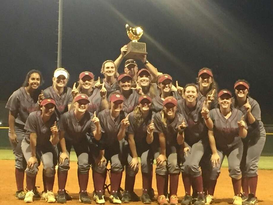 The Cypress Woods High School softball team clinched the District 17-6A championship with a perfect 17-0 record and will enter the UIL playoffs on April 28 with a one-game bi-district series against Spring Branch Northbrook.