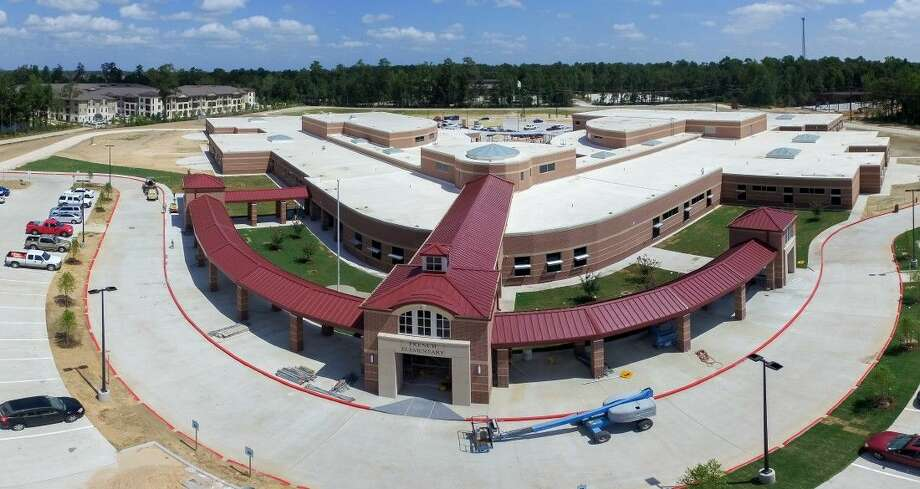 Klein ISD's French Elementary, located at 5802 W. Rayford Rd. in Spring, will open it's doors for the first time on Aug. 24. Photo: KISD