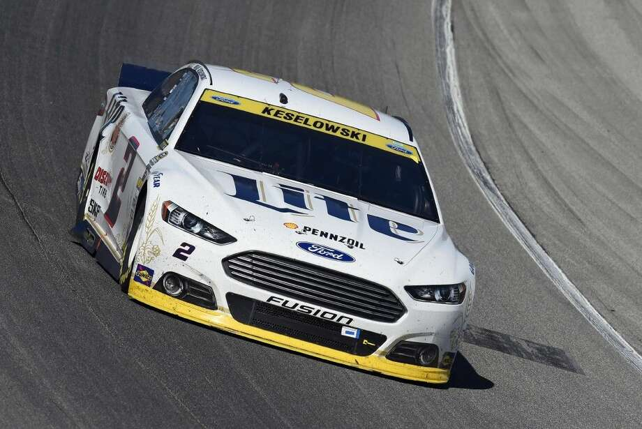 AP photoBrad Keselowski won the opening race of the Chase for the Sprint Cup. Photo: Paul J. Bergstrom