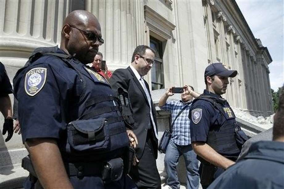 Former Subway pitchman Jared Fogle agreed to plead guilty to allegations that he paid for sex acts with minors and received child pornography in a case that destroyed his career at the sandwich-shop chain and could send him to prison for more than a decade. Photo: AJ Mast