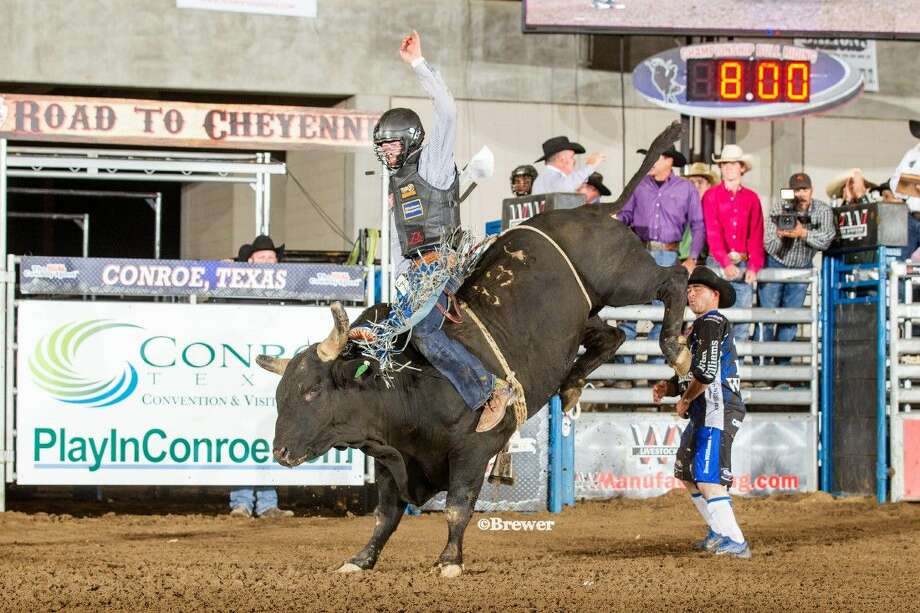 2015 Championship Bull Riding and the 2012 Professional Rodeo Cowboy Association World Champion Cody Teel, of Kountze, will take center stage on Oct. 3 at the Lone Star Expo Arena. Teel will be competing for the first time this CBR season in his native state of Texas.