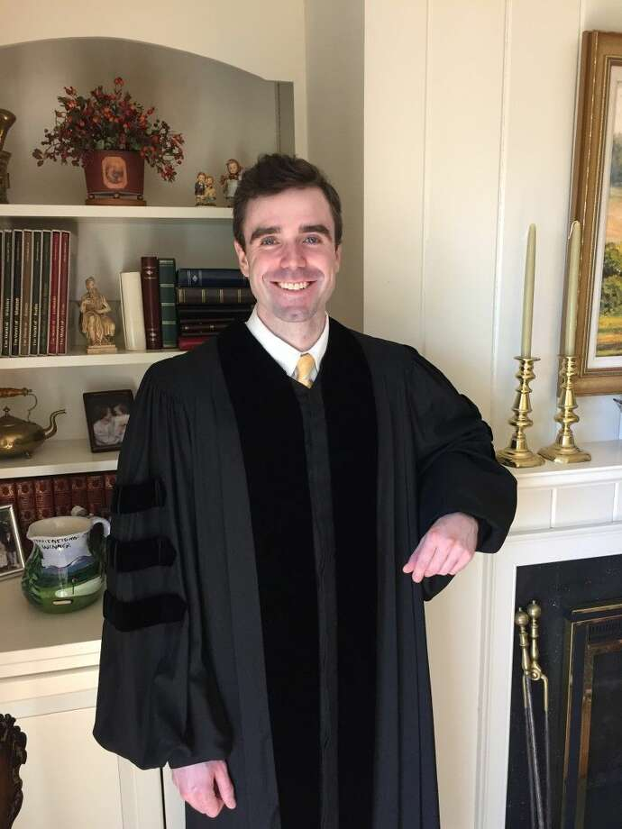 Page was most recently the senior minister at United Church of Christ-Congregational in Ames, Iowa. Before that, he was Assistant Minister at Harvard University's Memorial Church and a chaplain at Massachusetts General Hospital.