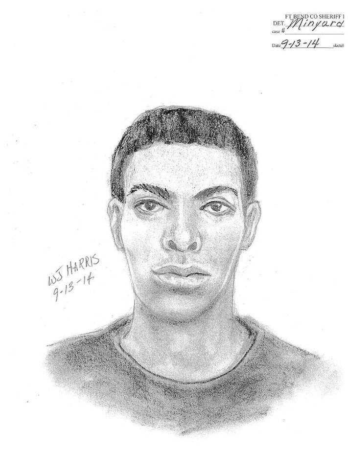 A police sketch of one of the suspects wanted in for the home invasion of a Cinco Ranch area residence on Friday, Sept. 12. Photo: Submitted
