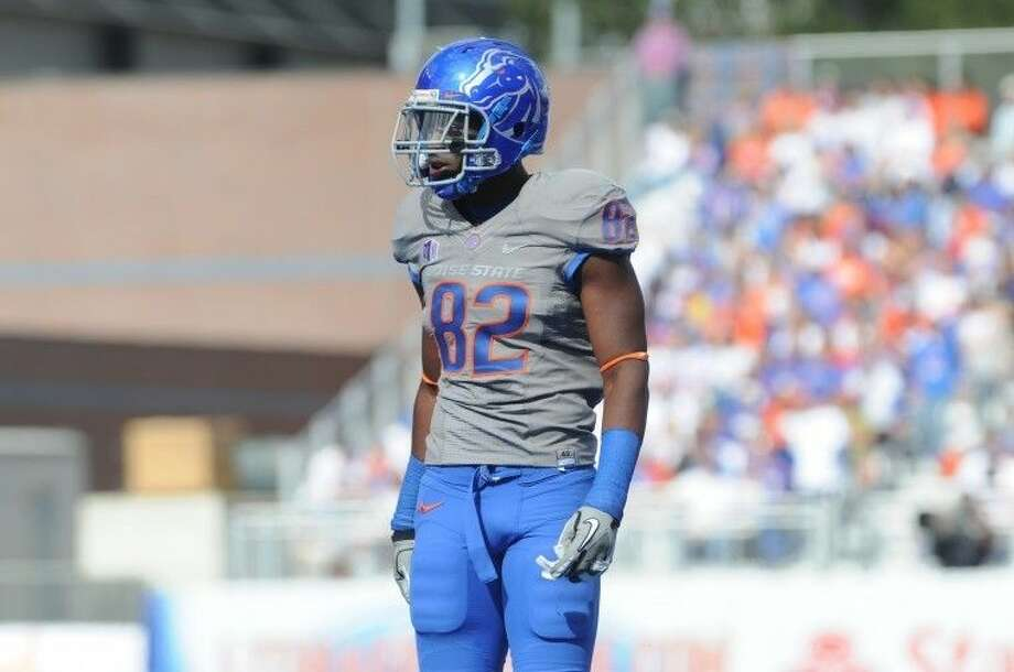 Sam Ukwuachu, a Pearland native, was a freshman All-American at Boise State before transfering to Baylor.
