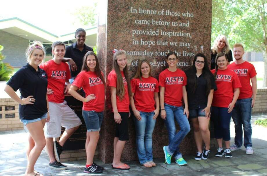 The 2014 fall Student Ambassadors are, top, from left: Jeanae Jackson and Grace Windsor. Bottom, from left: Madison Goss, Zachary Davis, Ashley Mello, Ashlyn Turner, Michelle Manuel, Reagan Huber, Brittany SanMiguel, Saydi Wollney and Erik Hollen.