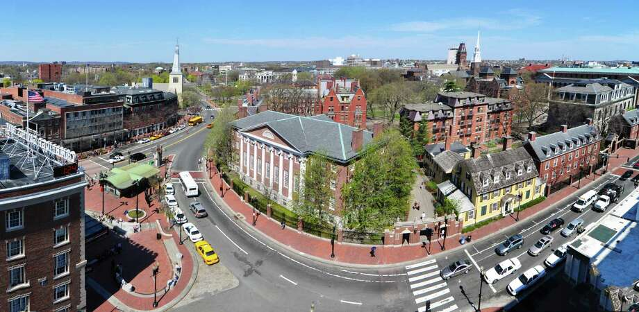 Darien High School students planned to take a trip to Harvard University, but that and other trips are now up in the air following a Board of Education meeting. Photo: Contributed Photo / Darien News
