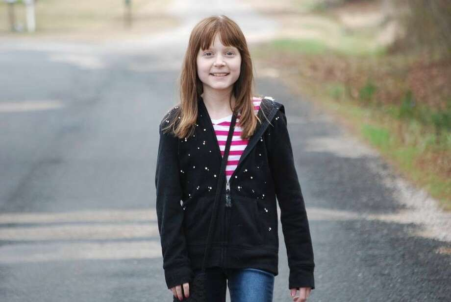 SubmittedKristina Barrett was 12 years old when she died as a result of a rare form of cancer. Photo: Submitted