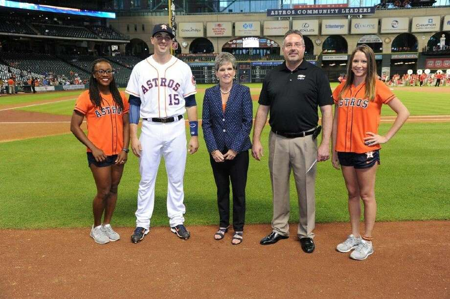 SubmittedMajor League Baseball and Chevrolet, the official vehicle of MLB, announced today that Jason Castro was recognized as the Astros 2014 nominee for the prestigious Roberto Clemente Award presented by Chevrolet. Castro is one of the 30 Club finalists for the annual Award, which recognizes a Major League Baseball player who best represents the game of baseball through positive contributions on and off the field, including sportsmanship and community involvement.