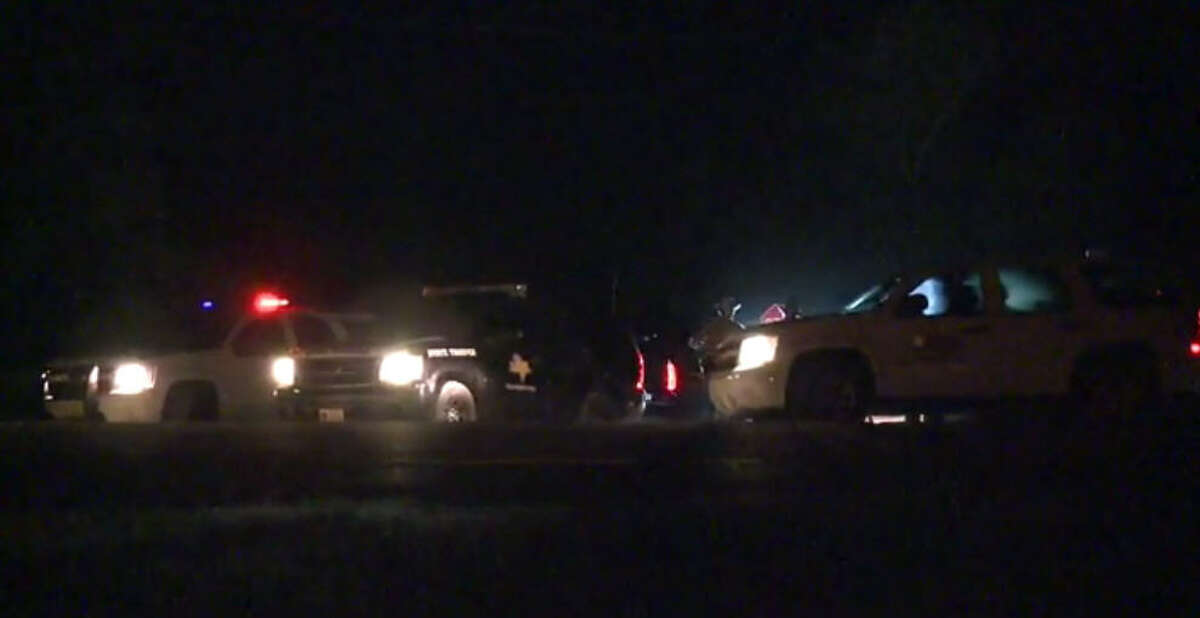 Authorities said Brian Arnott, of the Pasadena area, died in a plane crash about 7 p.m. Tuesday, Oct. 4, 2016, in Hitchcock. (Metro Video)