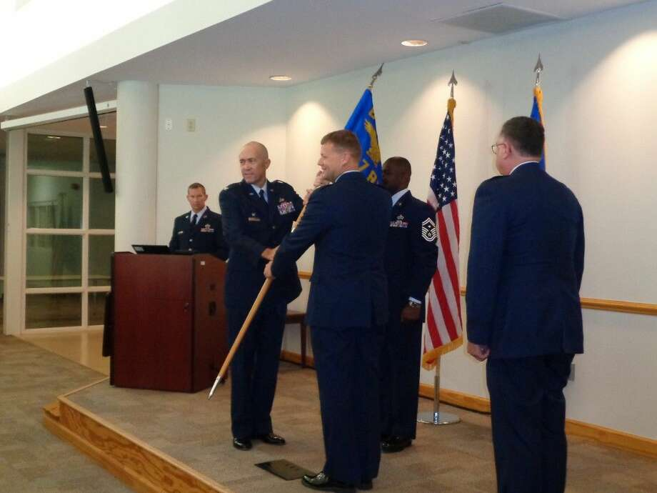 Deer Park Grad Takes Command Of Military Squadron Houston Chronicle