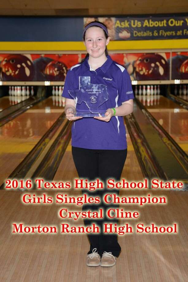 Morton Ranch S Cline Brings Home State Bowling