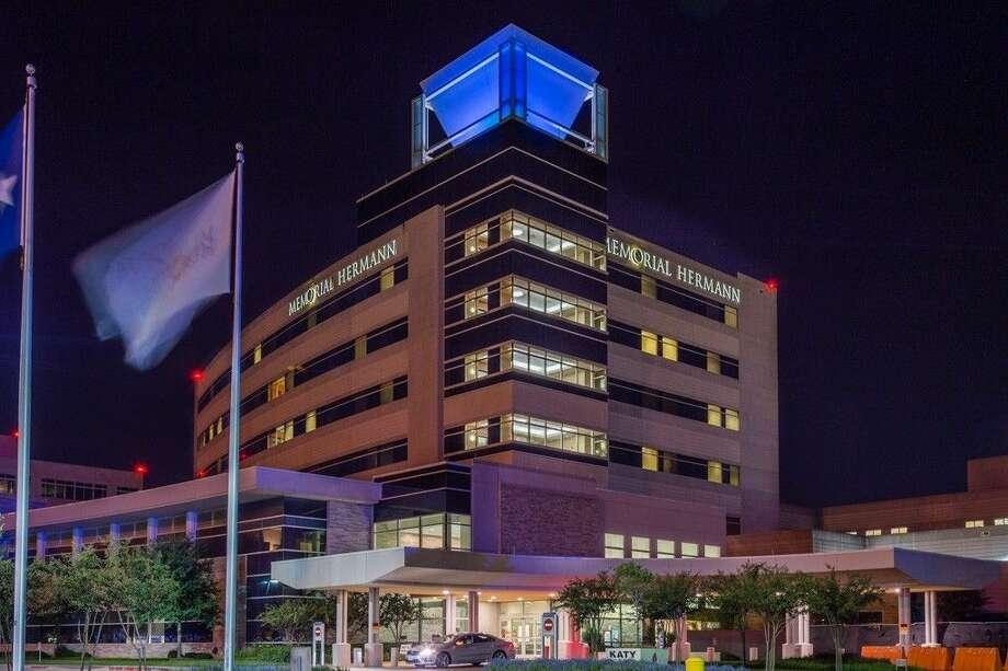 Memorial Hermann Katy Hospital. Photo: Mel Garrett