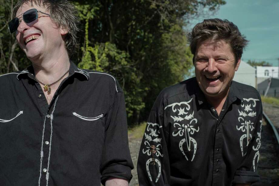 Tommy Stinson, left, and Chip Roberts are on the Southern Dandies Tour. Photo: Devvon Simpson
