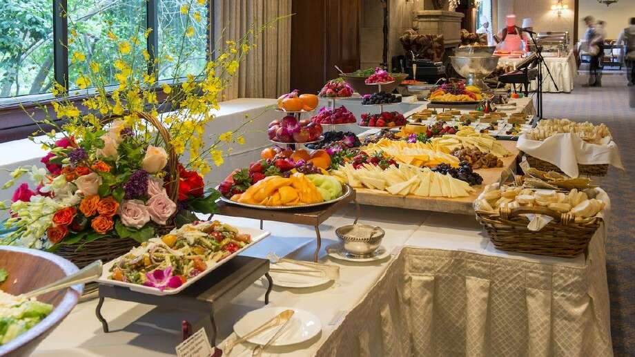 The Houstonian has three options for brunch: an over the top buffet in the Grande Ballroom with selections like Herb Rubbed Prime Rib, Crawfish Cakes Benedict and Caramelized Banana Crepes with Nutella. Plus, complimentary champagne and signature mimosas. Photo: Courtesy Photo