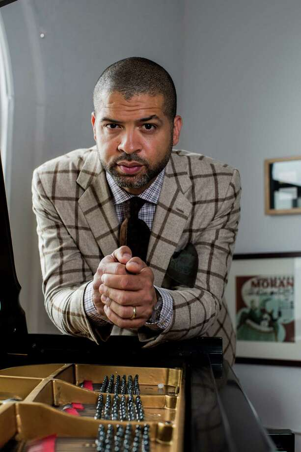 "Trailblazing pianist Jason Moran is organizing the CounterCurrent 16 finale, ""Meet Me at MacGregor,"" a day of live music outdoors at MacGregor Park. Photo: Clay Patrick McBride / © Clay Patrick McBride"