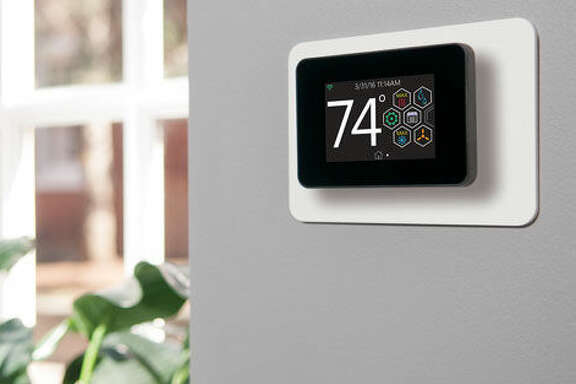 The right thermostat can tell you and your service provider when there is a problem. (NAPS)