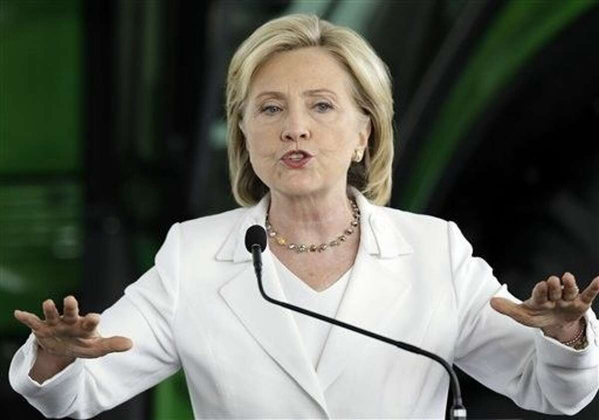 Clinton's emails Hillary Clinton's use of a private email server proved to be an obsession with Republicans and many reporters during the 2016 presidential campaign. Clinton made several comments about it, but Politifact focused on her assertion that other Secretaries of State did the same thing.