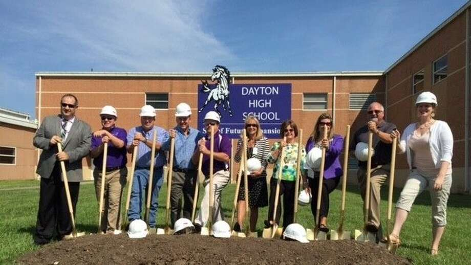 Dayton ISD breaks ground for expansions at WWJH, high school ...