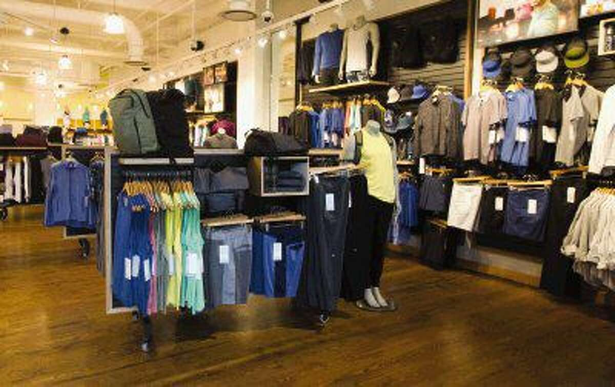 Lululemon recently underwent a full-store renovation allowing for more product to be displayed and providing a fresh look.