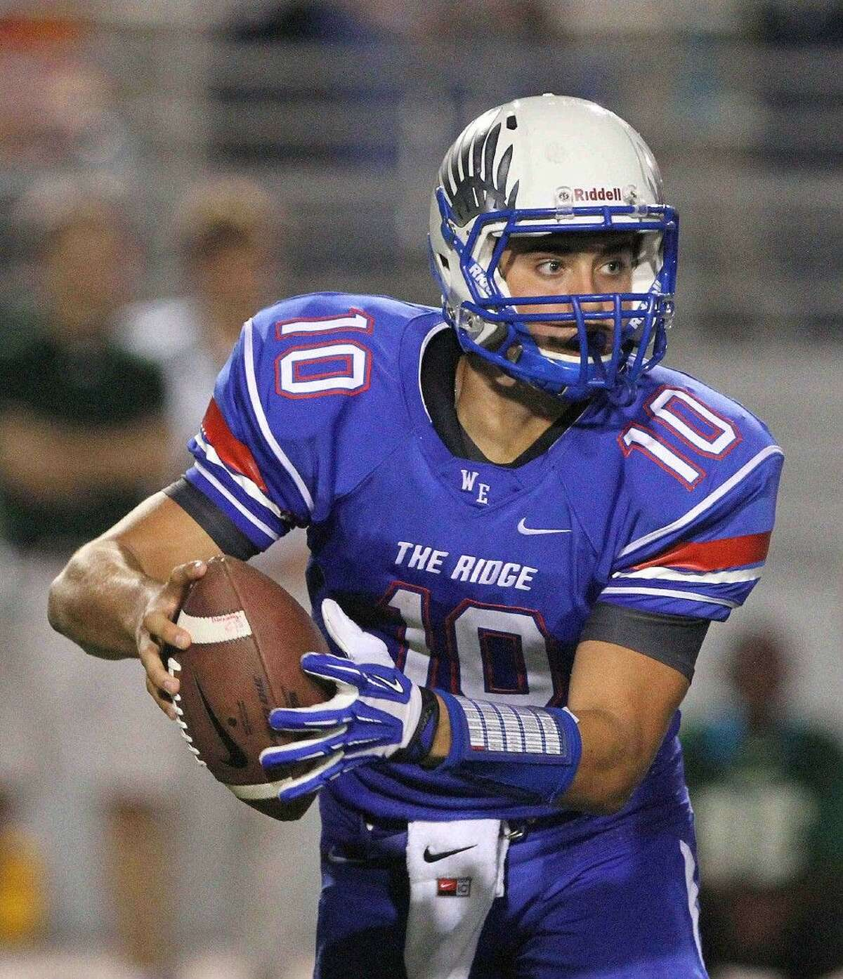 Oak Ridge quarterback Braden Letney returns to run the show for the War Eagles.