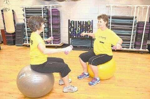 YMCA's LiveStrong program helps cancer survivors feel back