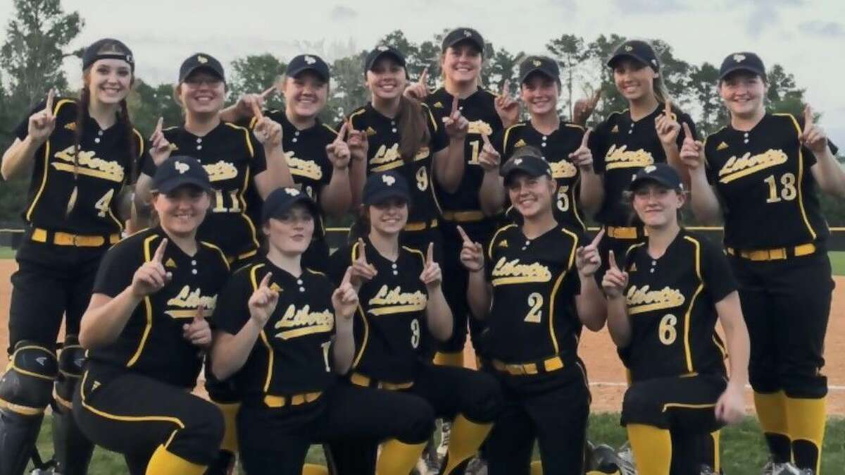 The Liberty Lady Panthers will advance to the regional quarterfinals following their two-game sweep of a best-of-three series for the Area title against the Giddings Lady Buffs. Liberty took game one by 9-5 on Friday, May 6, and then won game two in extra innings by 10-9 on Saturday at Magnolia High School.