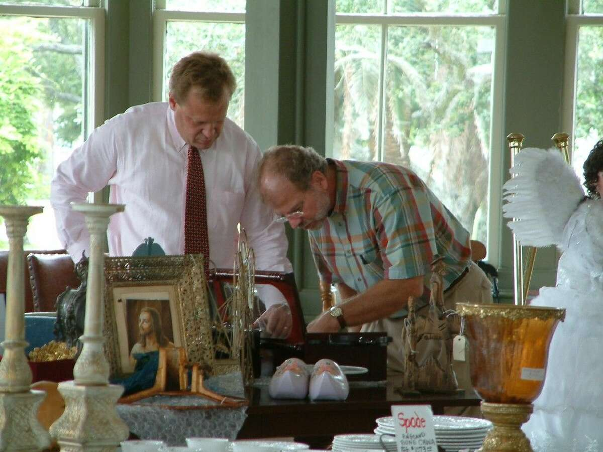 An array of antiques, furniture and home accessories will be available for sale at Galveston Historical Foundation's annual sale of donated items.