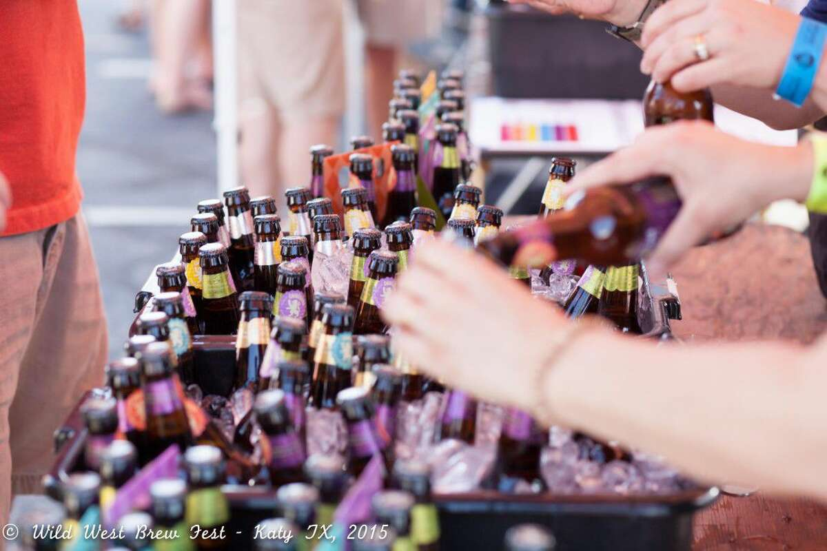 The Wild West Brewfest set new records in 2016, attracting more than 73,000 attendees and bringing more than 130 brewers and 630 different types of beers. The event raised more than $140,000 to donate to Katy-area children's charities.