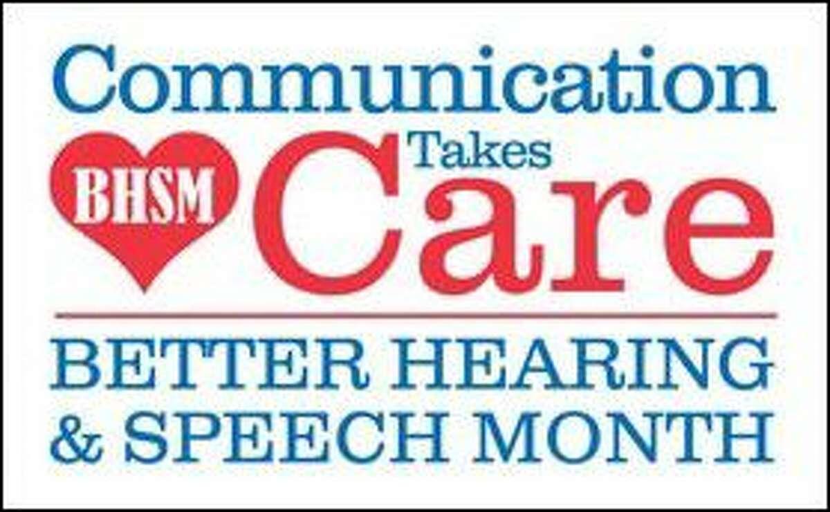 Logo courtesy of American Speech-Language-Hearing Association