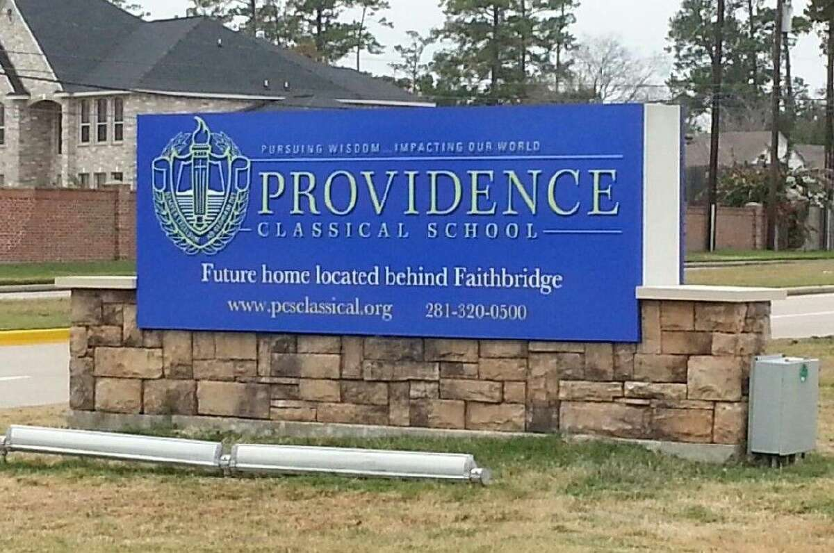 Providence Classical will break ground on a new permanent facility at 18100 Stuebner Airline road on Oct. 4 at 9 a.m.