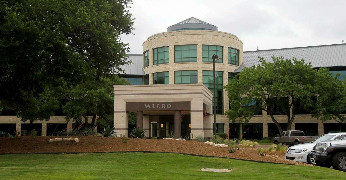 This is Valero Energy headquarters at One Valero Way in San Antonio, Texas Tuesday April 23, 2013.