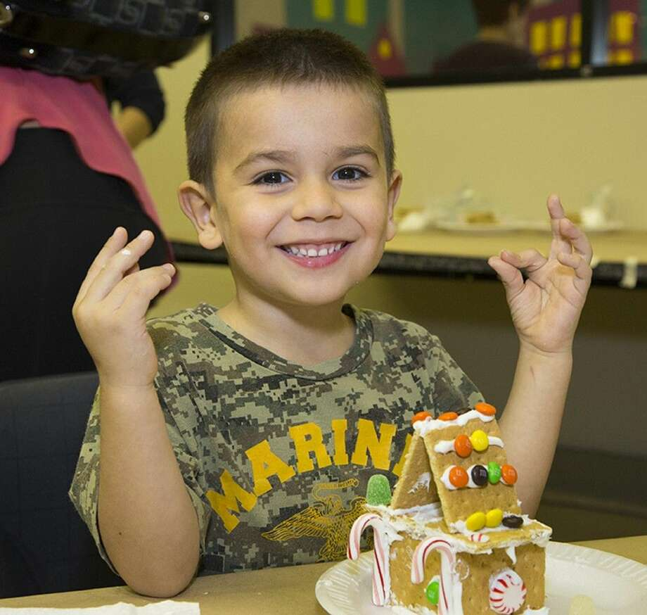 The Woodlands Children's Museum and special guest Mrs. Claus, invite children to bring their parents and learn the art of building a Gingerbread House on Wednesday, Dec. 16 and Saturday, Dec. 19.