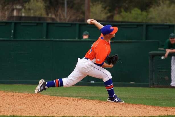 Christian Thames and the Houston Baptist University baseball team host Texas A&M-Corpus Christi in a pivotal final series of the regular season May 13-15 at Husky Field.