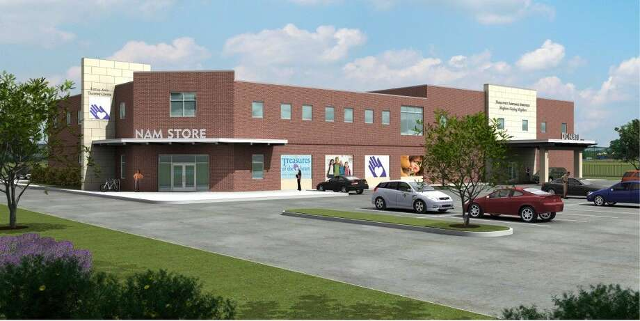The Brown Foundation, Inc. has awarded 50,000 to Northwest Assistance Ministries, including 25,000 for the Roots & Wings campaign to build a new Retail and Training Center. Photo: Submitted