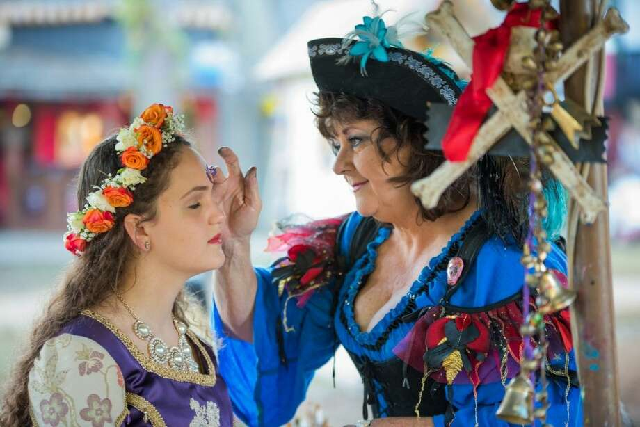 The Texas Renaissance Festival is hiring for its upcoming 41st annual season. Organizers will hold the popular annual Job Faire on festival grounds in Todd Mission, Texas, on Saturday, Sept. 12 and Sunday, Sept. 13, at 9 a.m. at the Globe Stage. Photo: Photographer/Owner