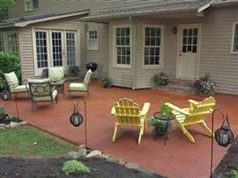 Simple Tips For A Diy Concrete Patio Houston Chronicle