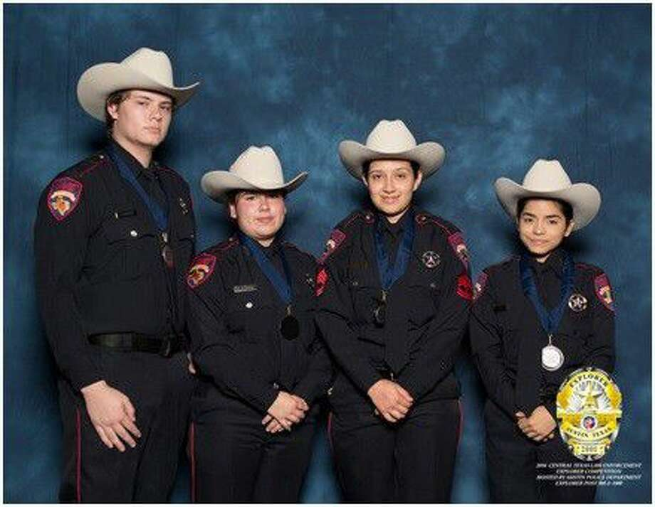 On Saturday April 30, 2016, The Harris County Constable's Office Pct. 4 Explorer Post competed in the Austin Police Department Explorer Competition in Austin, Texas at Aikens High School.
