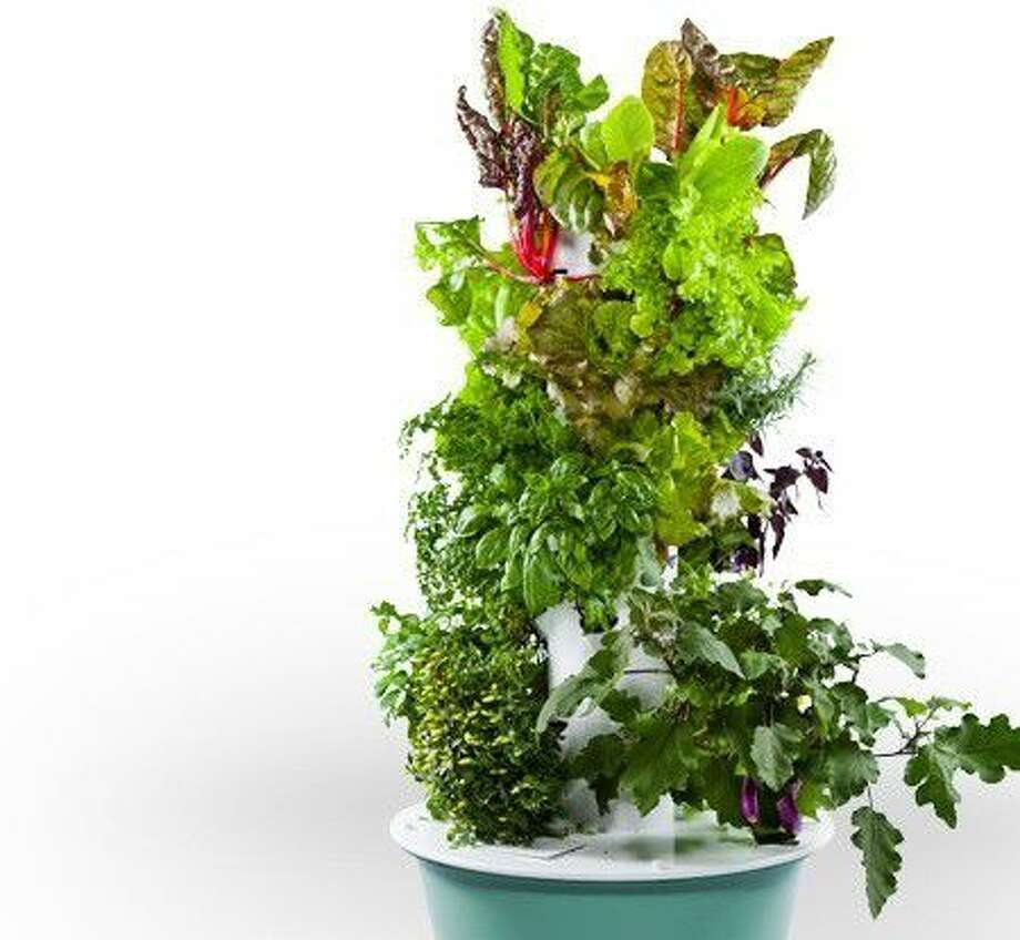A Garden Tower Growing System is a vertical growing planter ideal for indoor gardening.