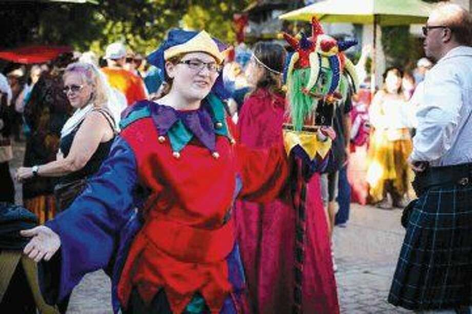 More than 4,000 jobs make up the Texas Renaissance Festival, which kicks off Oct. 10 and runs for eight themed weekends through Nov. 29.