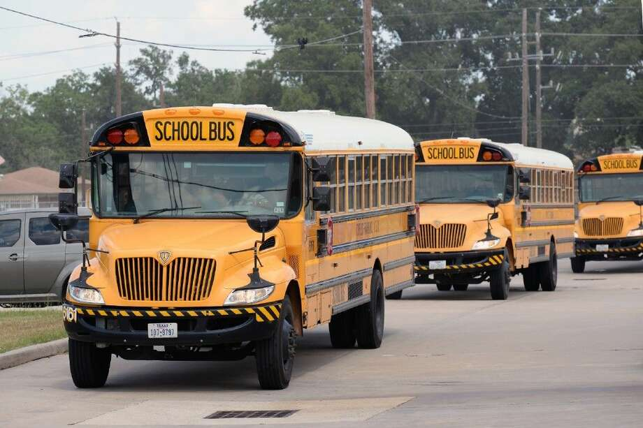 The CFISD transportation department has reduced its fleet emissions while minimizing vehicle miles by utilizing a three-tier routing/bell-schedule program leading to fewer miles traveled and more students transported than any other school district in Texas.