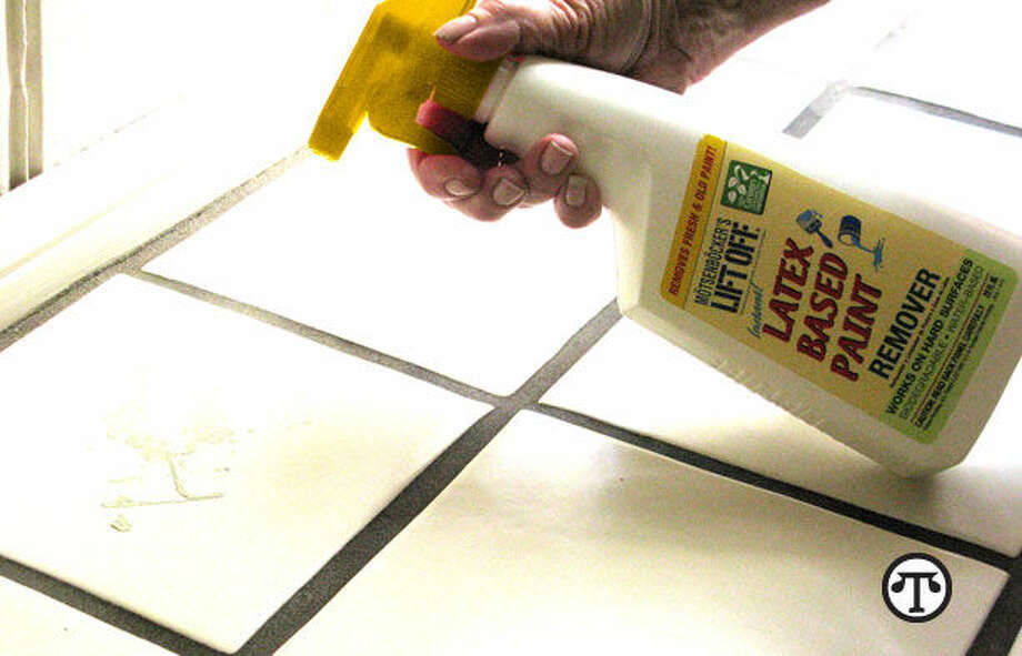 You don't have to let paint drips on the floor detract from the beauty of new paint on your walls. (NAPS)