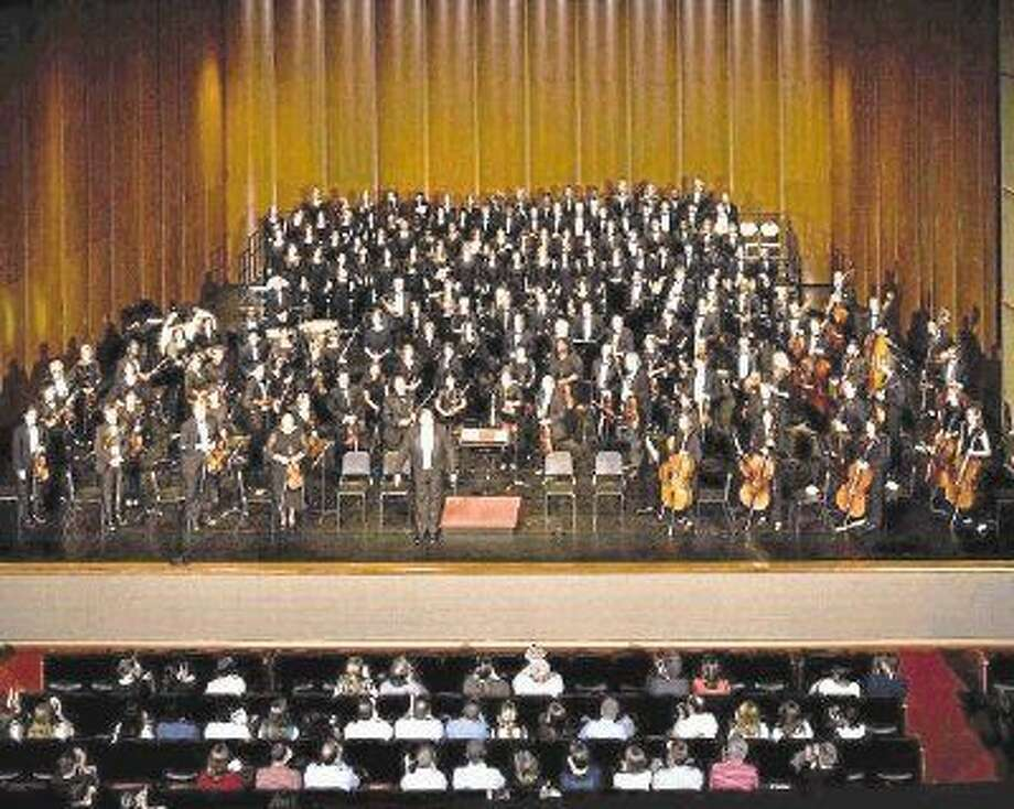 The Houston Civic Symphony with Dr. Brian Runnels conducting. Photo: Submitted