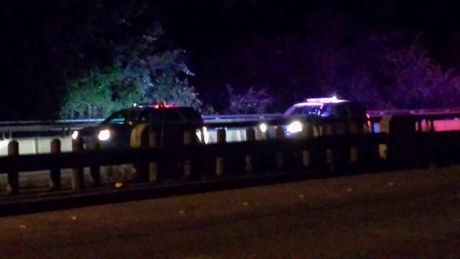 The Houston Police Department Kingwood Division was called to the 1000 block of West Lake Houston Parkway to meet with Harris County Deputies who informed them that some teens had discovered a deceased male underneath of the bridge. Photo: By Jennifer Summer