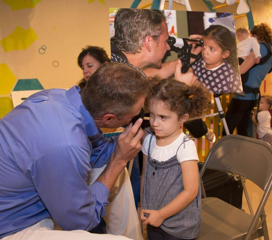 On TOMS World Sight Day, scheduled for 10 a.m. to 2 p.m. Thursday, Oct. 9, the museum invites visitors to join the cause - and fight for the right of sight. The museum and TOMS will prepare activities locally as part of a global awareness campaign to demonstrate how difficult life without sight can be.