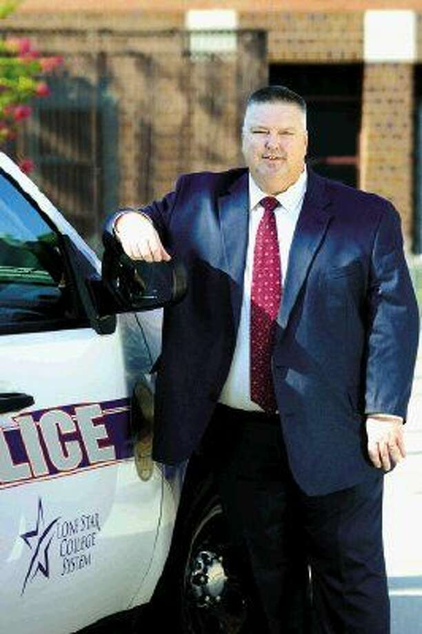 Paul Willingham has been named chief of police for Lone Star College.