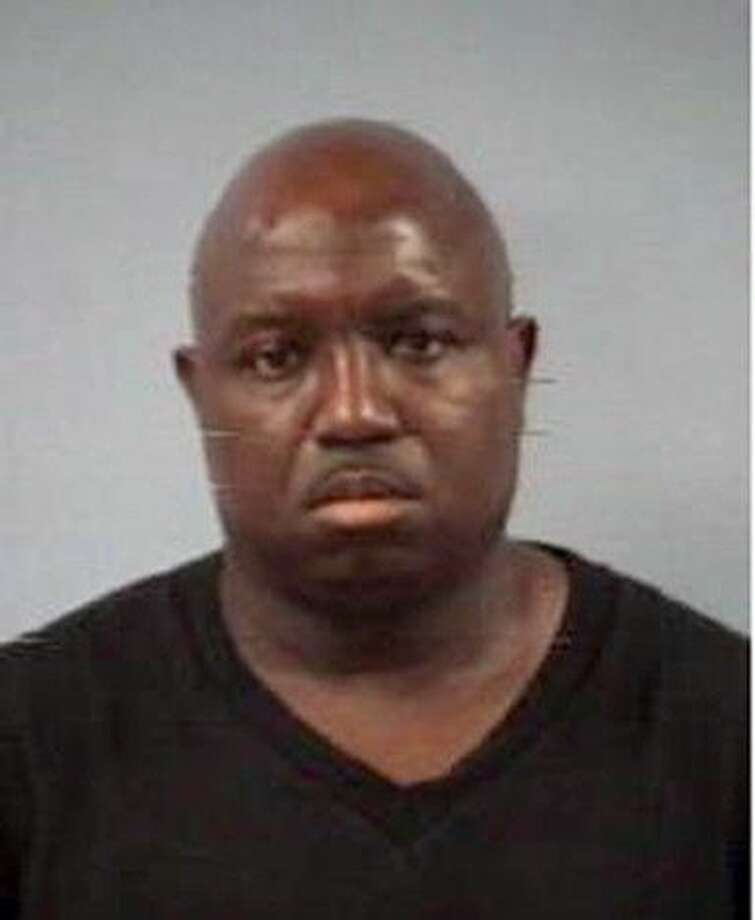 Freddie Rucker, Jr, 48, of Humble was arrested for his alleged involvement in a bank robbery in Friendswood on Aug. 20. Photo: Friendswood Jail